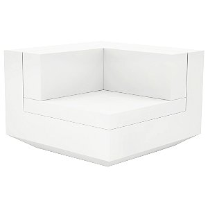 Vela Sofa Corner Section by Vondom