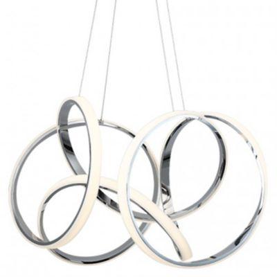 vornado 23 inch pendant by dweled at lumens 30 Watt LED vornado 29 inch led pendantfrom 1 049 00