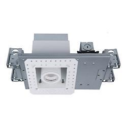 Silo LED Multiple Single Light Engine and Invisible Trimless