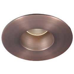 Tesla 2-Inch Pro LED Round Open Reflector High Output Trim