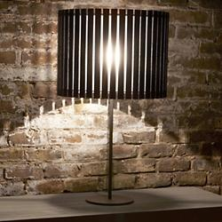 Luz Oculta Wood Table Lamp