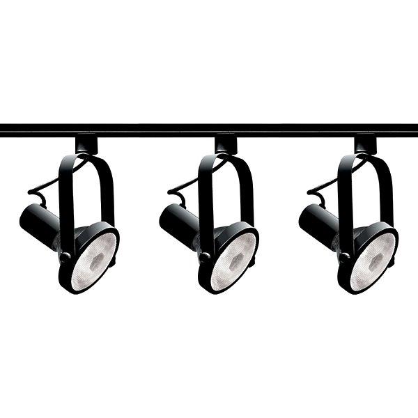 Par30 Gimbal Ring 3 Light Track Kit By
