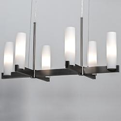 Elf 9 Linear Chandelier