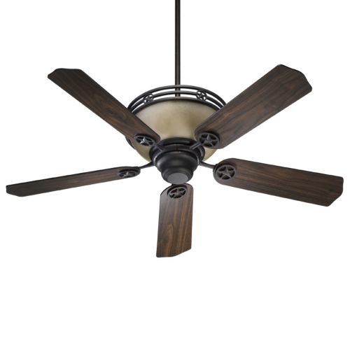 Lone Star Ceiling Fan