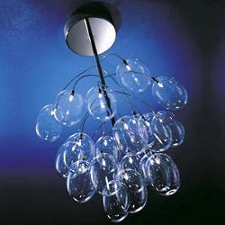 Pro-secco 19 Light Chandelier