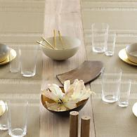 Tuxedo Stripe Table RunnerBy ChilewichFrom: $78.00