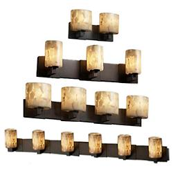 Alabaster Rocks! Modular Bath Bar