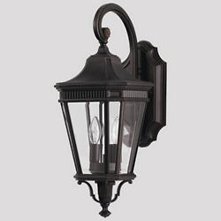 Cotswold Lane Outdoor Hanging Wall Sconce