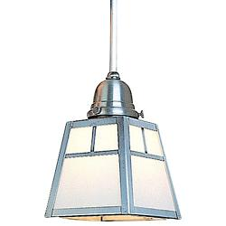 A-Line Mini Pendant with Stem