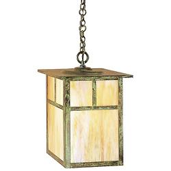 Mission Outdoor Pendant