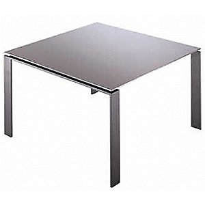 Four Square Table Aluminum by Kartell