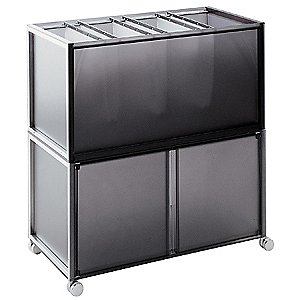 One Modular Storage Unit by Kartell