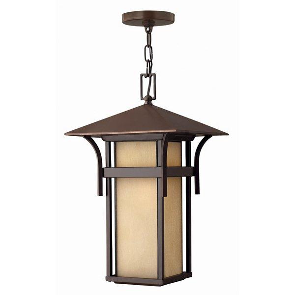 Hinkley Harbor Outdoor Pendant Light - Color: Amber - Size: 1 light - 2572AR-LED -  Hinkley Lighting