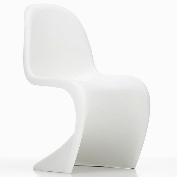white lackered Chair