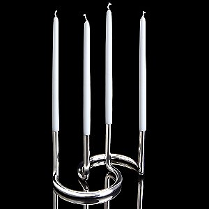 Gemini Candles (4 Pack) By Architectmade