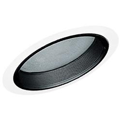 6-Inch Standard Slope Lensed Shower Trim with Diffuser
