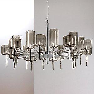 Spillray 20-Light Chandelier by AXO Light