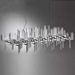 Spillray 26-Light Chandelier