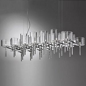 Spillray 26-Light Chandelier by AXO Light