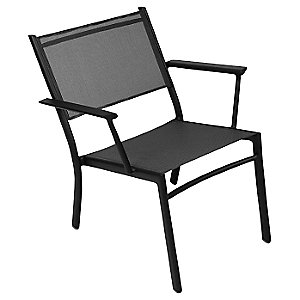 Costa Stacking Low Armchair Set of 2 by Fermob