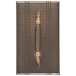 Downtown Mesh Cover Sconce