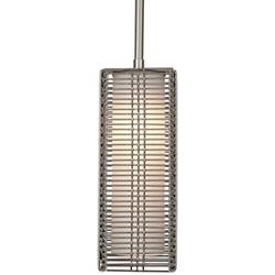 Downtown Mesh Mini Pendant
