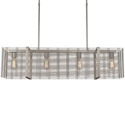 Downtown Mesh Linear Suspension