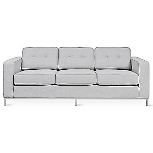 Jane Sofa - Stainless Steel Base by Gus Modern