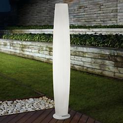 the best attitude f4150 2e582 Azuka LED Outdoor Floor Lamp by Artkalia at Lumens.com