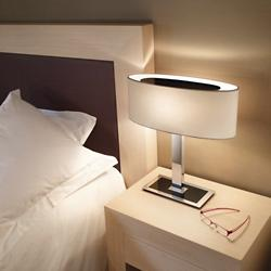 Mei Oval - T Table Lamp