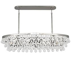 Bling Oval Suspension
