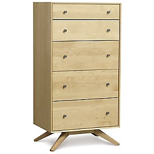 Astrid 5 Drawer Dresser by Copeland Furniture