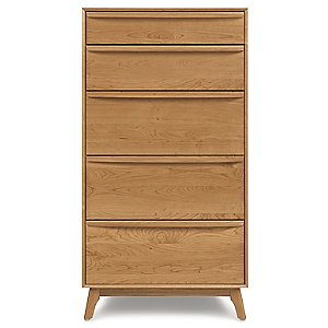 Catalina 5 Drawer Dresser by Copeland Furniture