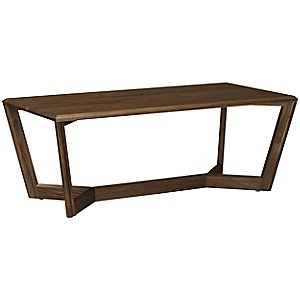 Fusion Rectangular Coffee Table by Copeland Furniture
