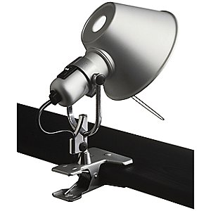 Tolomeo Clip Spot With Logo By Artemide