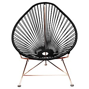 Copper Acapulco Chair by Innit Designs