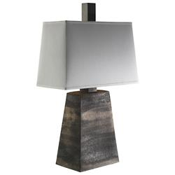 Pyramid To The Moon Table Lamp