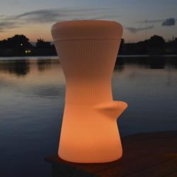 Biarritz LED Stool