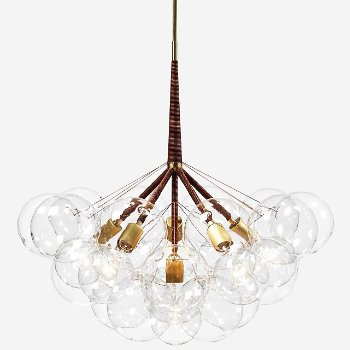 Jumbo 29 Bubble Chandelier