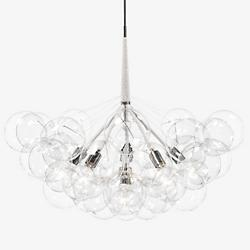 Jumbo 36 Bubble Chandelier