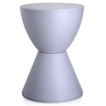 Shown in Lavender Grey