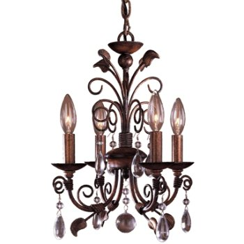 Mini Crystal Chandelier No. 3127