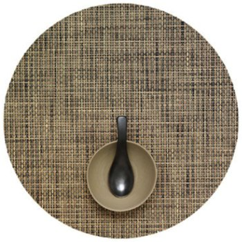 Basketweave Round Tablemat
