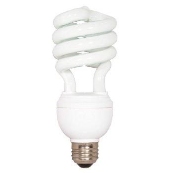 12/20/26W 120V T4 E26 3-Way Spiral CFL Bulb
