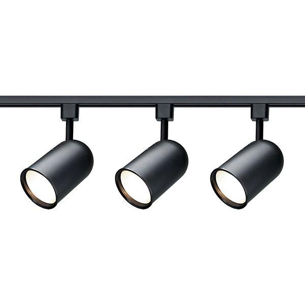 R30 Bullet Cylinder 3 Light Track Kit By Satco Lighting At Lumens Com
