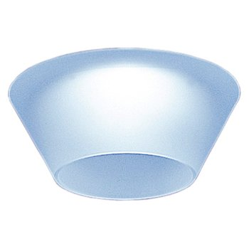 Shown in Pale Blue glass