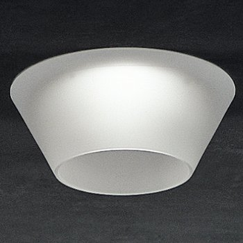 Shown in Satin White glass