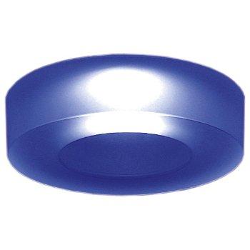 Shown in Cobalt Blue Glass