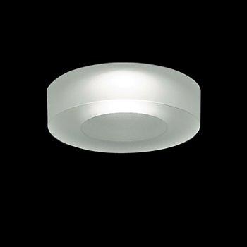 Shown in Satin White Glass