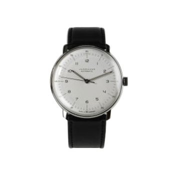 Max Bill Automatic Wrist Watch with Numbers